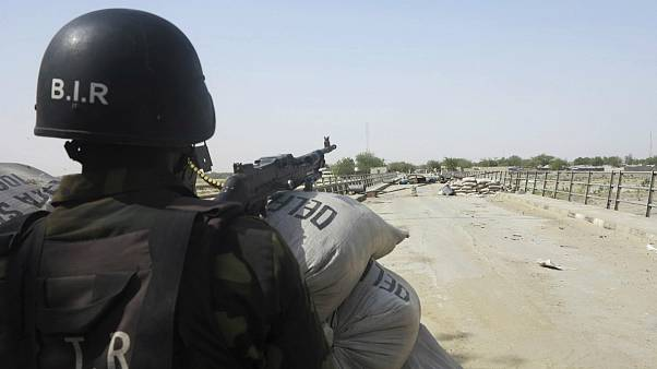 Hundreds of Boko Haram militants killed around northeastern Nigeria
