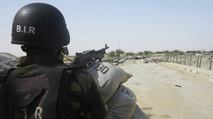 Нигерийская армия теснит радикалов