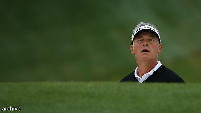 Golf: Darren Clarke lidera equipa europeia na Ryder Cup