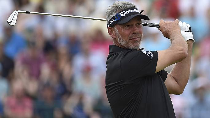 Darren Clarke named as Europe's Ryder Cup captain