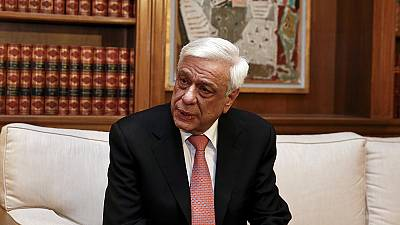 Prokopis Pavlopoulos is elected next president of Greece