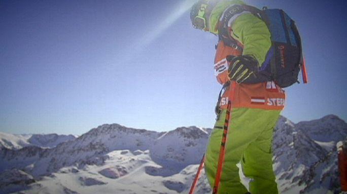 Kış Sporları: Freeride Andorra'da ikinci etap yarışları yapıldı