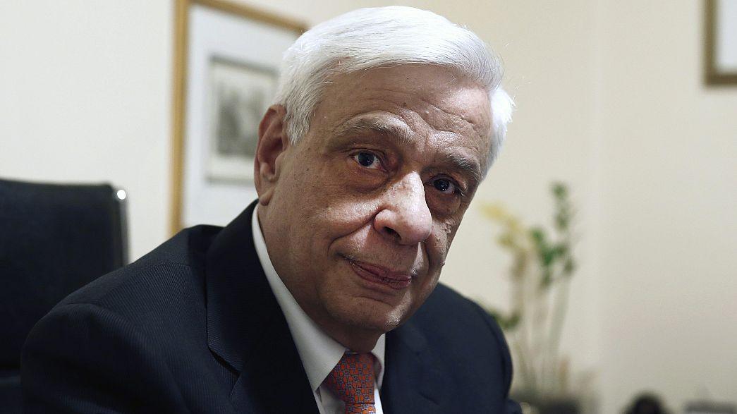 Novo presidente da Grécia assume funções a 12 de março