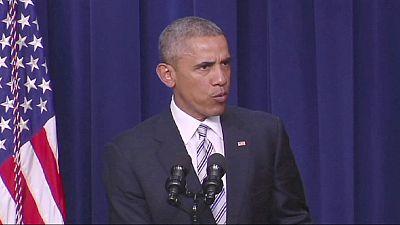 """Obama: """" Keine Religion ist verantwortlich für Terrorismus, Menschen sind verantwortlich"""""""