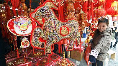 Cina, inizia l'anno della capra