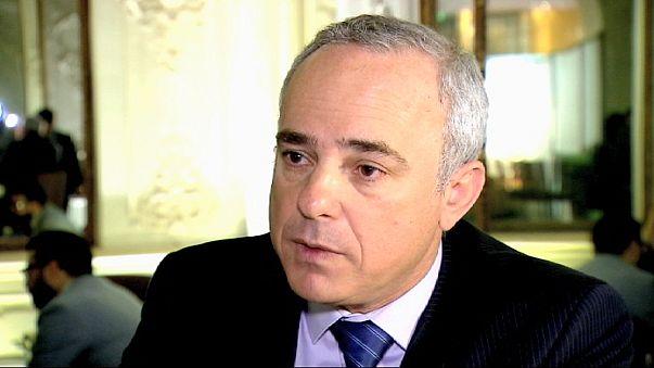"""Yuval Steinitz, Israels Geheimdienstminister: """"Ein nuklearer Wettlauf im Nahen Osten muss verhindern werden"""""""