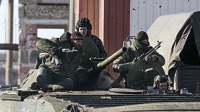 "Pro-Russian separatist ""not opposed"" to UN peacekeepers in eastern Ukraine"