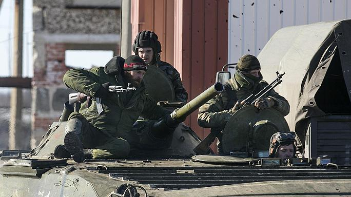 "Pro-Russian separatist ""not opposed"" to UN peacekeepers in eastern Ukraine"