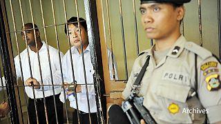 Indonézia két ausztrál drogcsempészt készül kivégezni