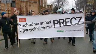 المزارعون البولنديون يطالبون برحيل وزير الفلاحة
