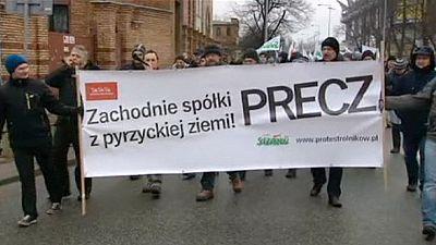 Pologne : les agriculteurs demandent la démission de leur ministre