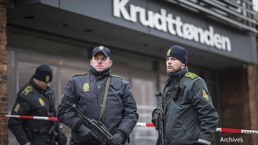 Dinamarca desbloqueia 130 milhões de euros para luta antiterrorista