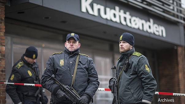 Denmark steps up 'defence against terror'