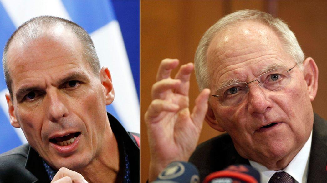 Berlin rejettelademandegrecque, Eurogroupe décisif vendredi