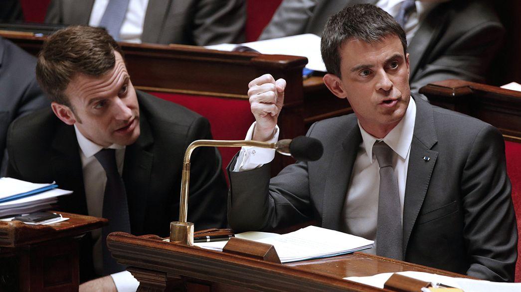 Französische Regierung übersteht Misstrauensvotum