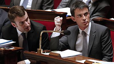 France: govt survives no-confidence vote called over controversial economy bill