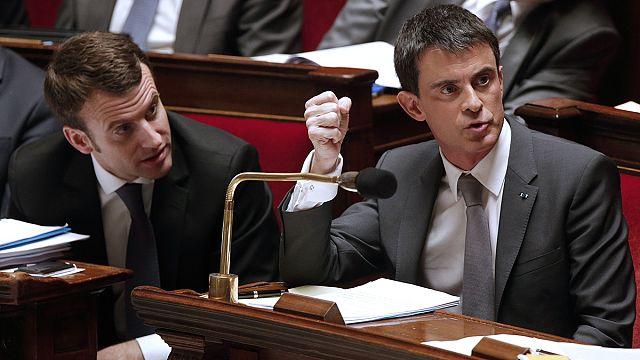 البرلمان الفرنسي يصوت ضد طلب حجب الثقة عن حكومة مانويل فالس