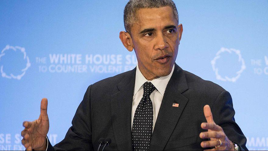 """Обама: """"мы не воюем с исламом"""""""