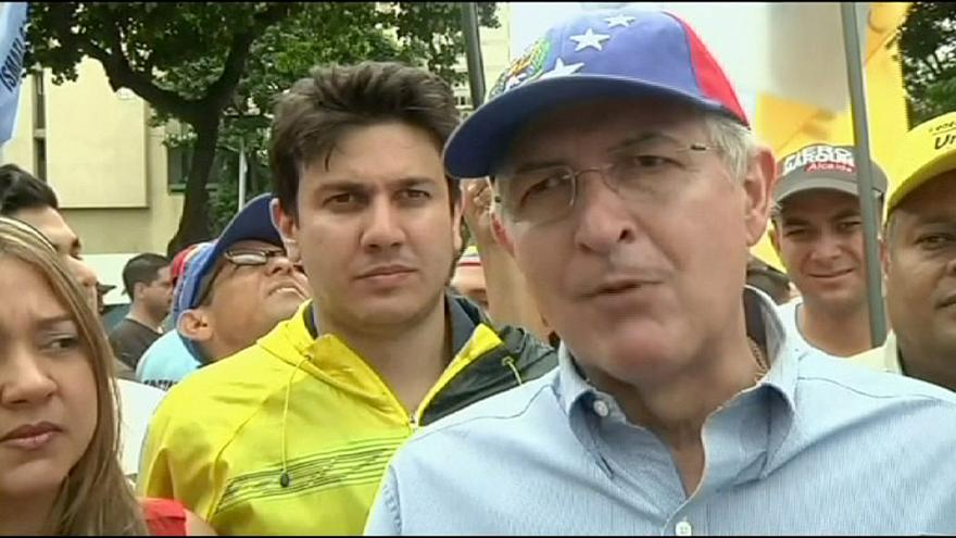 Venezuela: Caracas Mayor Antonio Ledezma arrested on claims of coup plot