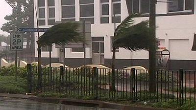Zwei Zyklone erreichen Australien