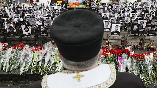 One year on, Ukraine remembers Maidan's bloodiest day
