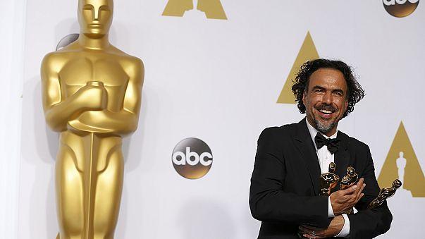 """""""Birdman"""" triumphiert bei der Oscar-Verleihung"""