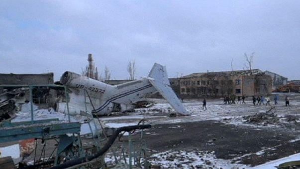 Ukraine: Debalzewe nach dem Waffenstillstand