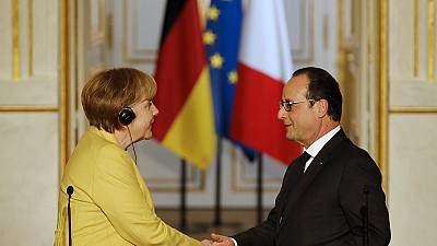 Full compliance with Minsk key to peace in Ukraine, says Hollande