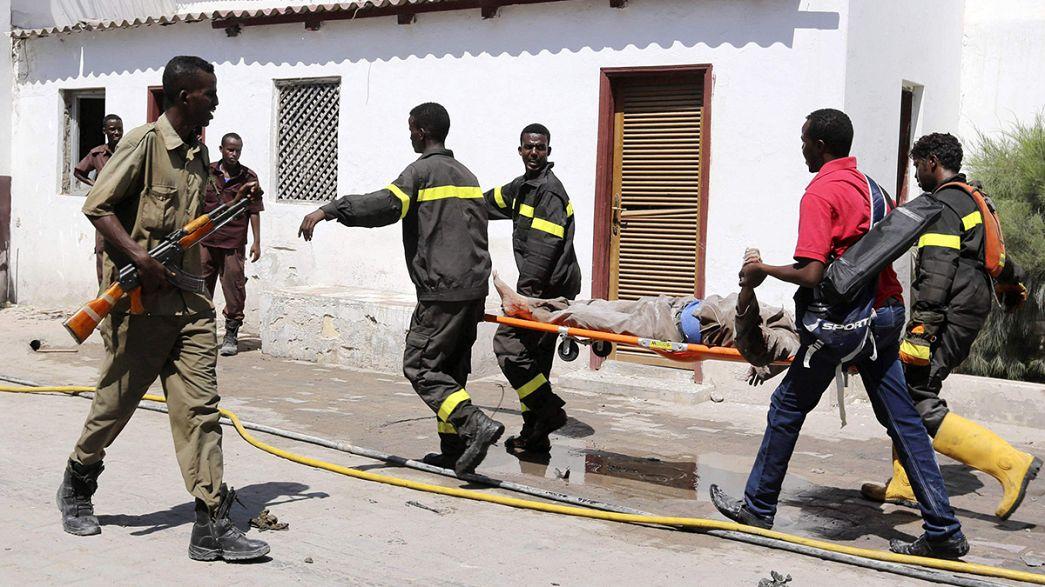 Attaque sanglante à Mogadiscio en Somalie