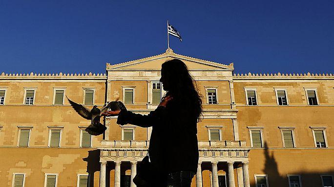 Yunanistan'da halk endişeli