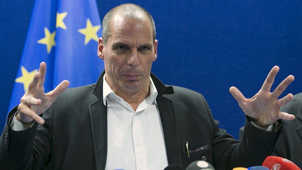 Grécia respira de alívio mas... segunda-feira há mais!
