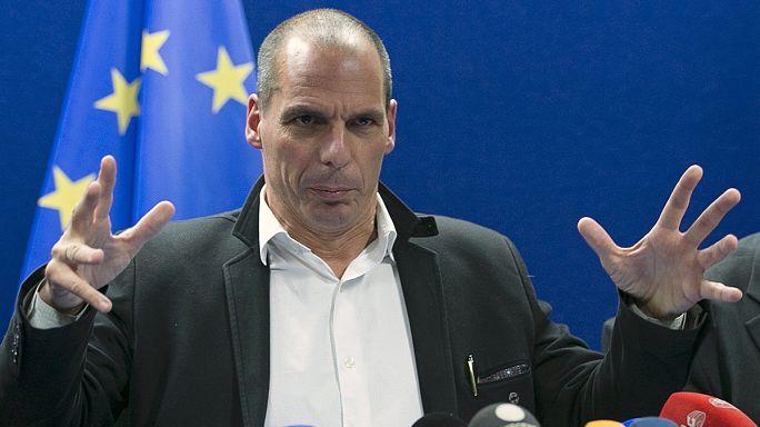 Euro bölgesi Yunanistan ile anlaştı