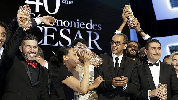 """""""طومبوكتو"""" يحصل على جائزة سيزار لأحسن فيلم"""