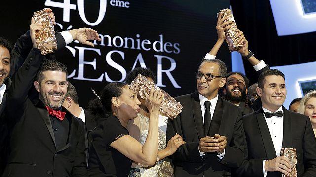 ''Timbuktu'' Cesar ödüllerini sildi süpürdü