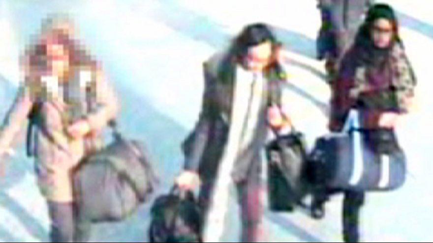 Fears grow for 'Syria-bound' British schoolgirls