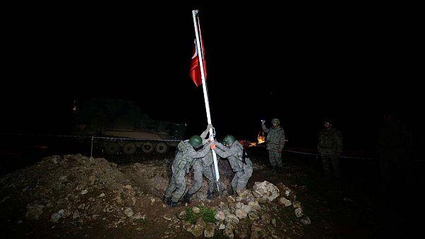 Türkiye'den kritik Suriye operasyonu