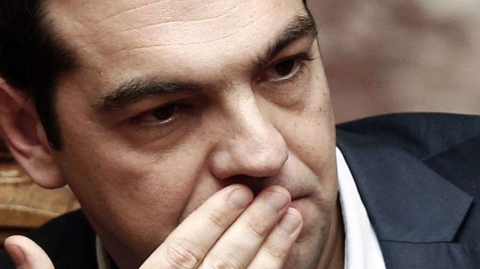 """Grèce : pour Tsipras, l'austérité est """"derrière nous"""""""