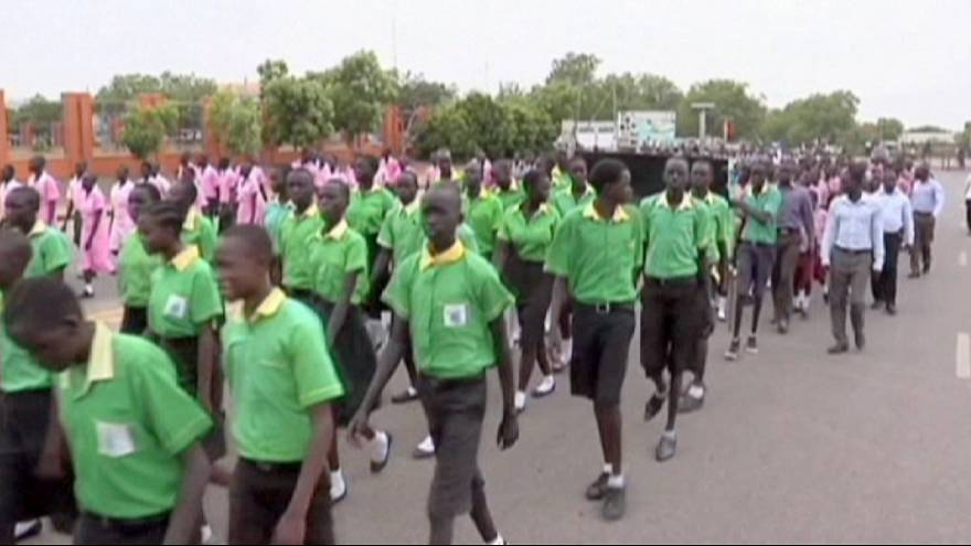 Südsudan: Kinder aus Schulklasse entführt