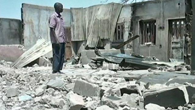 """Нигерийская армия отбила у """"Боко Харам"""" стратегически важный город"""