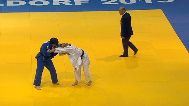 Drei Medaillen für deutsche Judoka in Düsseldorf