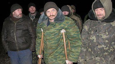 Prisoner exchange boosts Ukraine peace deal