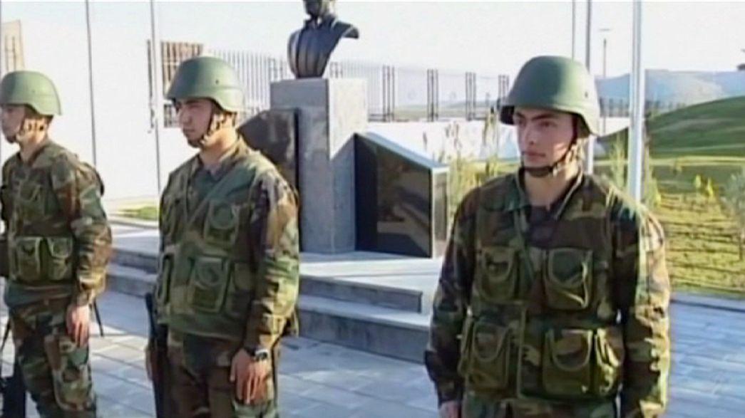 Vasta operación turca en Siria para evacuar a los soldados que custodiaban un mausoleo otomano