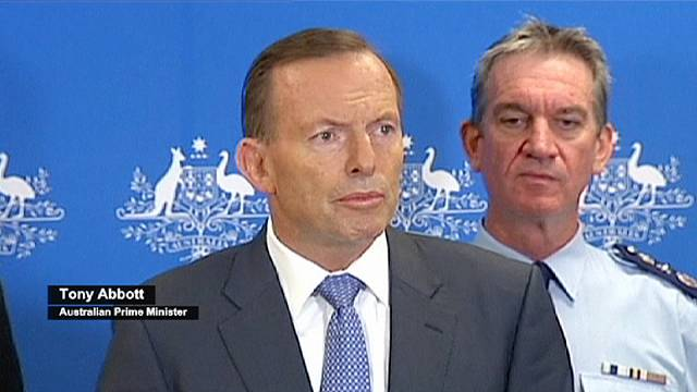 Tony Abbott pushes for tighter immigration in Sydney siege report