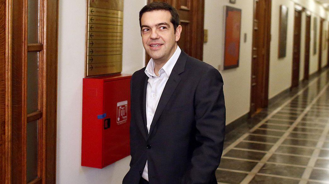 Grecia envía a Bruselas un borrador de su lista de reformas