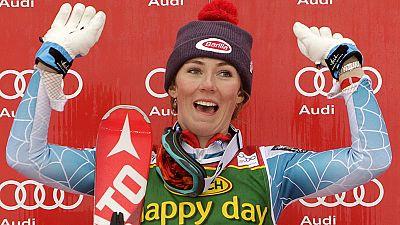 Mikaela Schiffrin assied sa domination sur le Slalom mondial