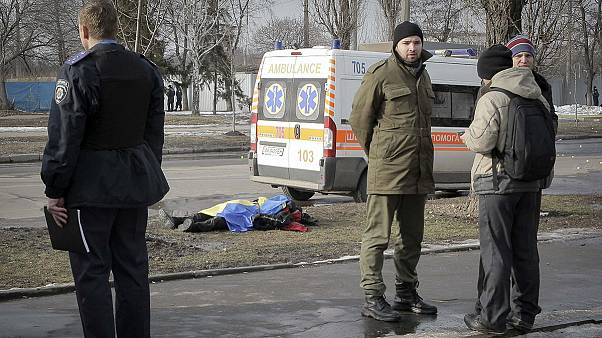 Ucrânia: Ataque bombista em Kharkiv teve apoio russo segundo Kiev