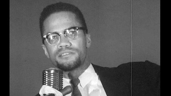 Malcolm X ölüm yıl dönümünde anıldı