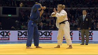 Judo: Düsseldorf Grand Prix'sinde nefes kesen final