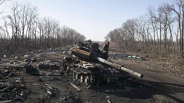 Украина обвиняет Россию в поставке оружия повстанцам
