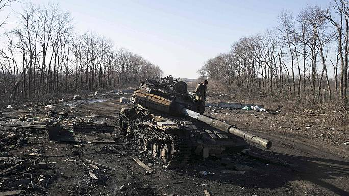 Ukraine: Both sides agree to start heavy weapons pullback